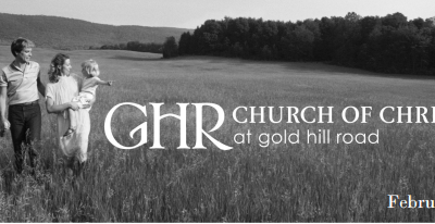 Church of Christ at Gold Hill Road- July 8, 2018